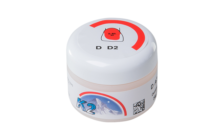 Dentinmasse D2 - 20g