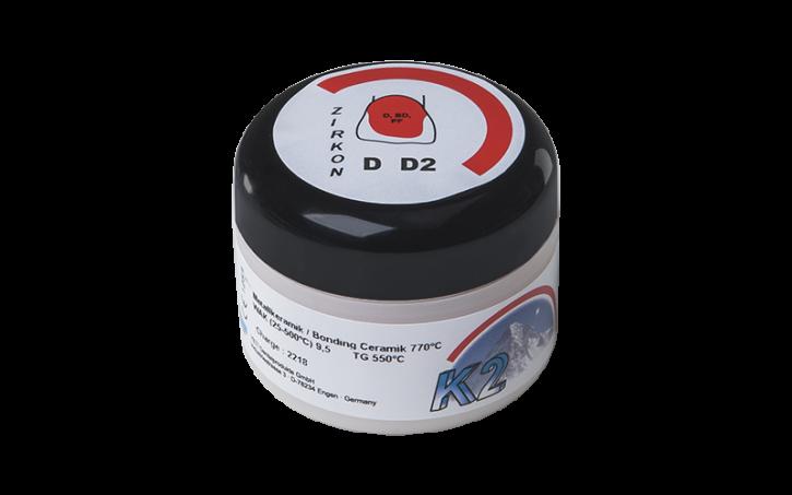 Dentinmassen D2