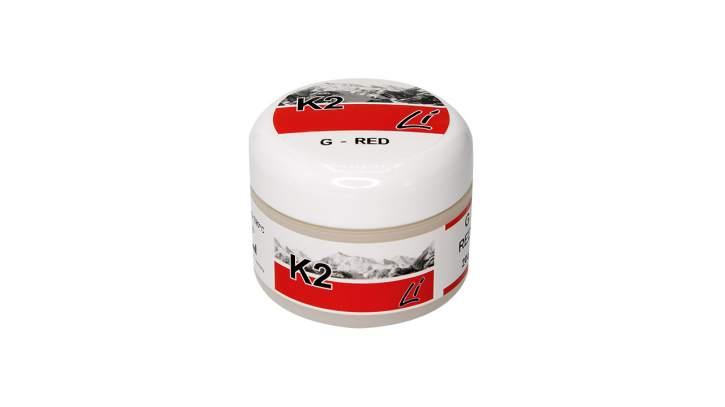 K2 Li-Gingiva, G - red