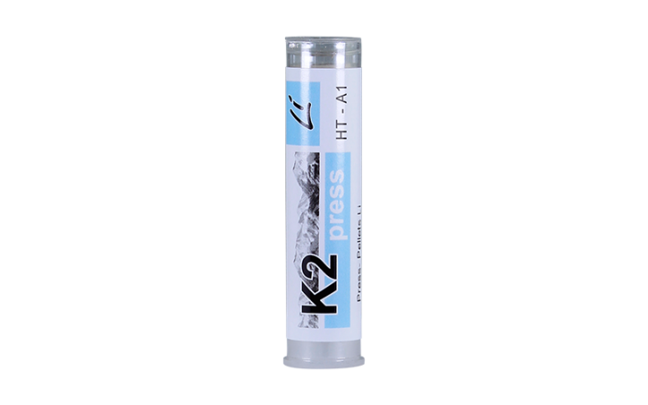 K2 Li Press-Pellets HT-hochtransparent