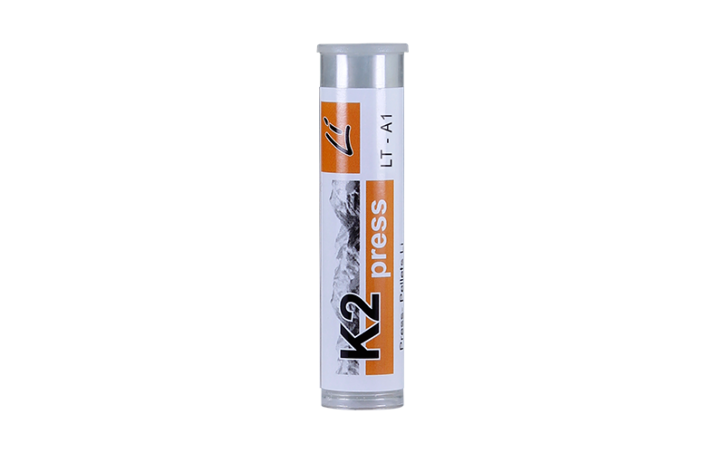 K2 Li Press-Pellets LT-low transparent