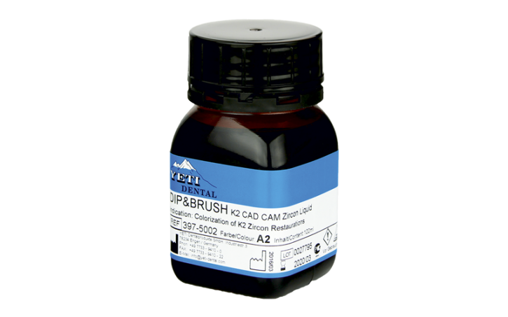 DIP & BRUSH Zirkonliquid A2