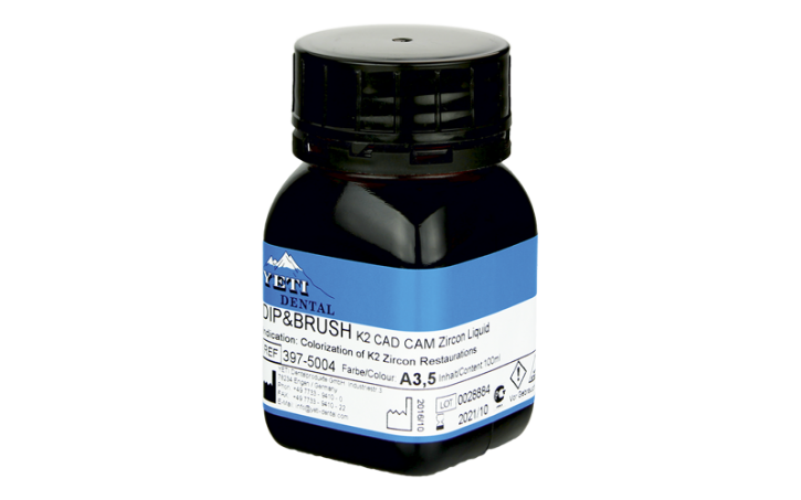 DIP & BRUSH Zirkonliquid A3,5