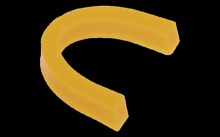 BISSWÄLLE vorgeformt mit AromaZitronenaroma (gelb) 96 Stk.