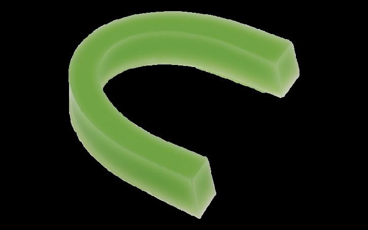 BISSWÄLLE vorgeformt mit Aroma Apfelaroma (grün) 96 Stk.