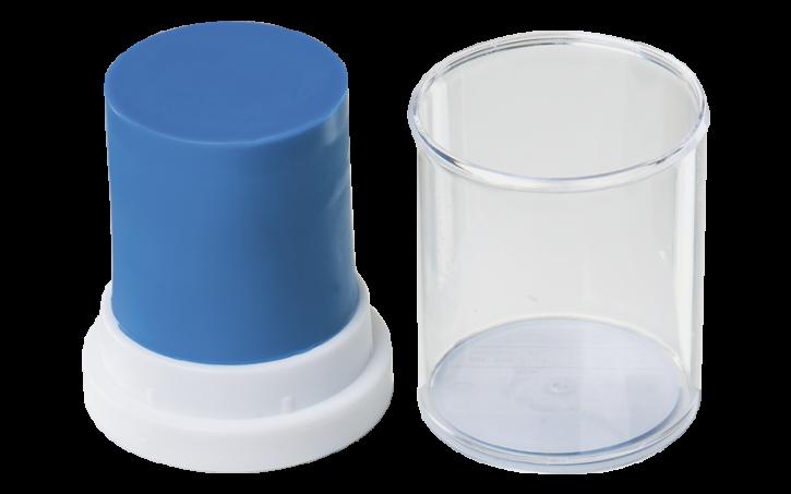 IQ Modellierwachs Compact, blau -OPAQUE