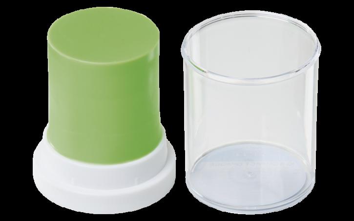 IQ Modellierwachs Compact, neon-grün -OPAQUE