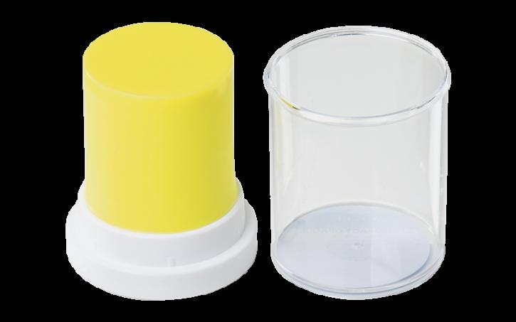 IQ Modellierwachs Compact, neon-gelb -OPAQUE