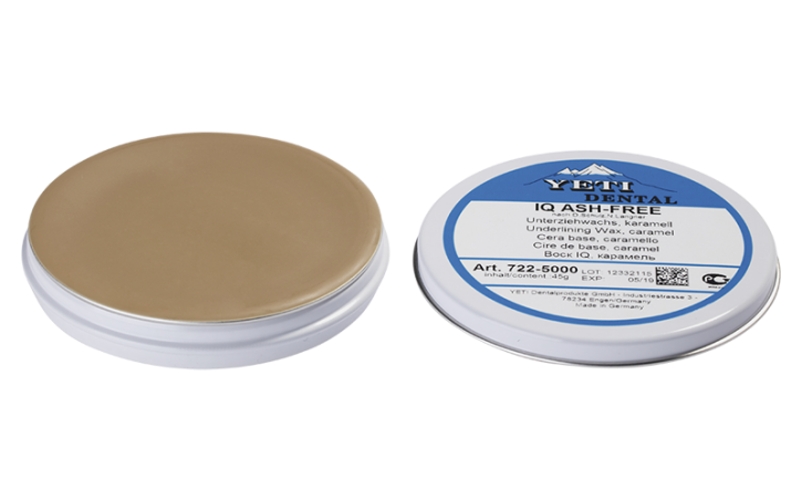 IQ UNDERLINING WAX, caramel