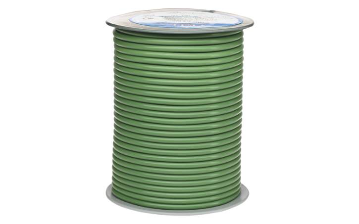 CONSEQUENT Wachsdraht smaragdgrün, weich