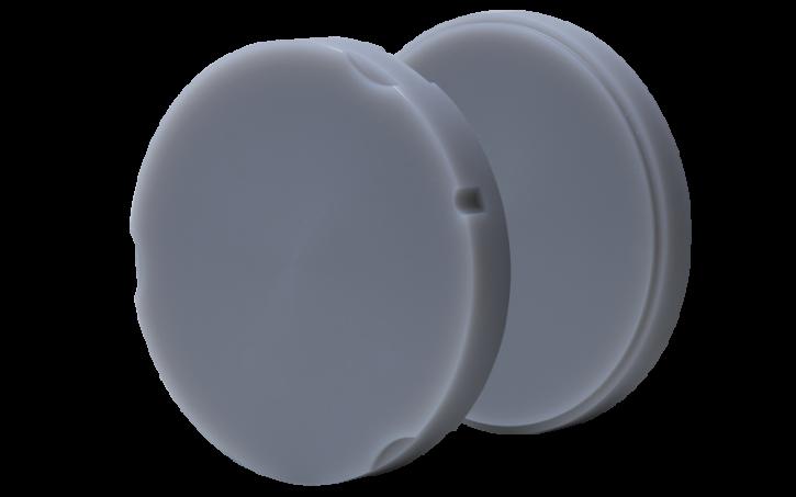 CAD/CAM Wachs Blank grau