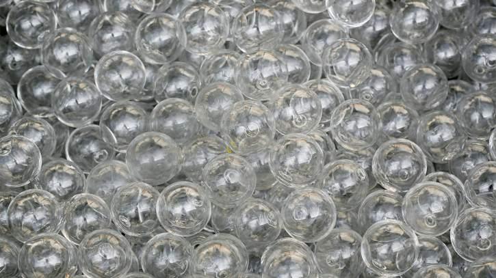 YETI Glasstrahlperlen 50 my - 25 kg / Sack