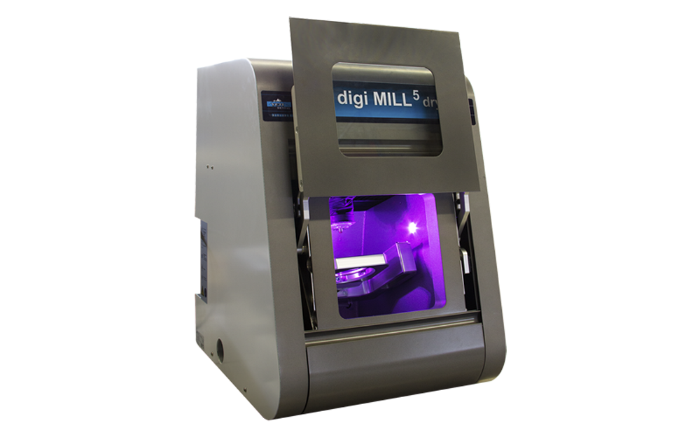 Digi Mill 5 Dry